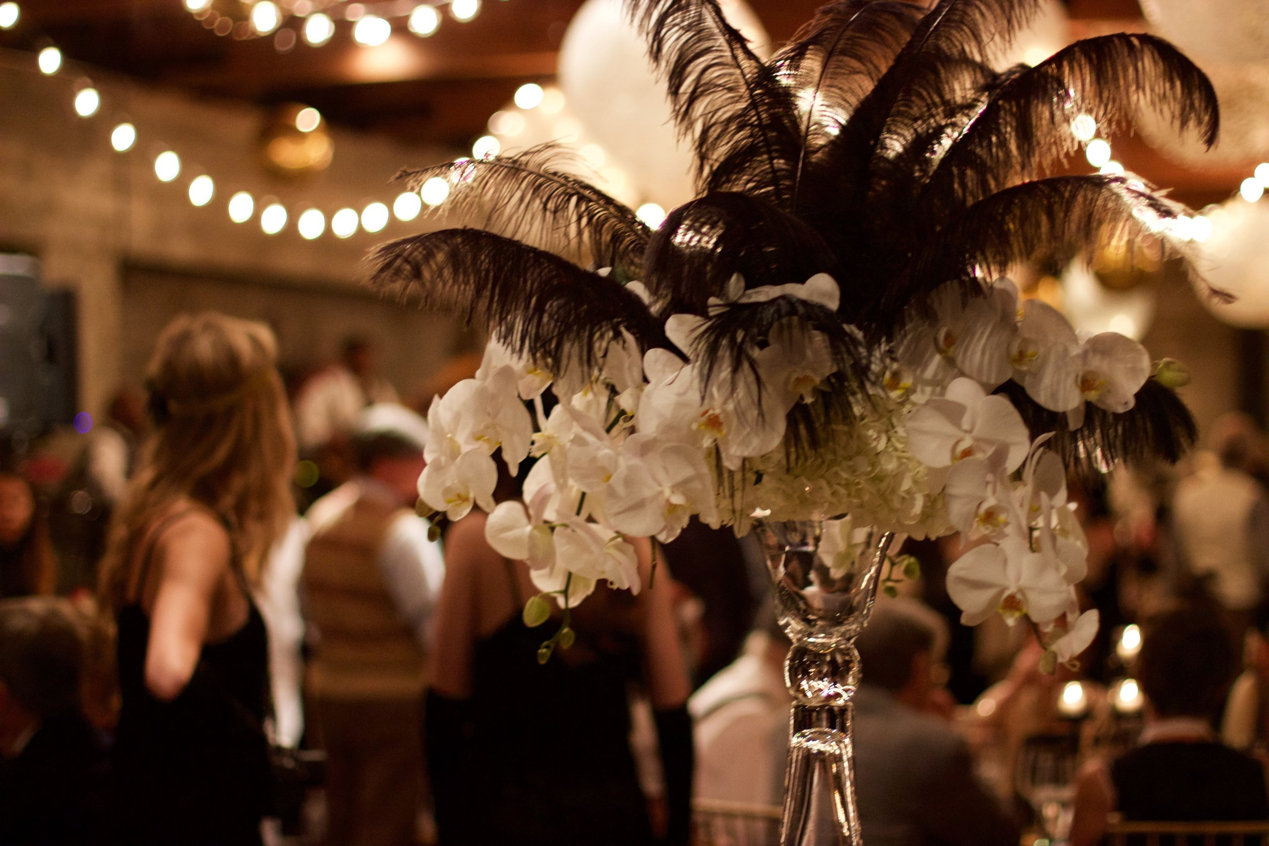 Gatsby Party | Mountain Winery | Saratoga, CA   Event Design & Planning