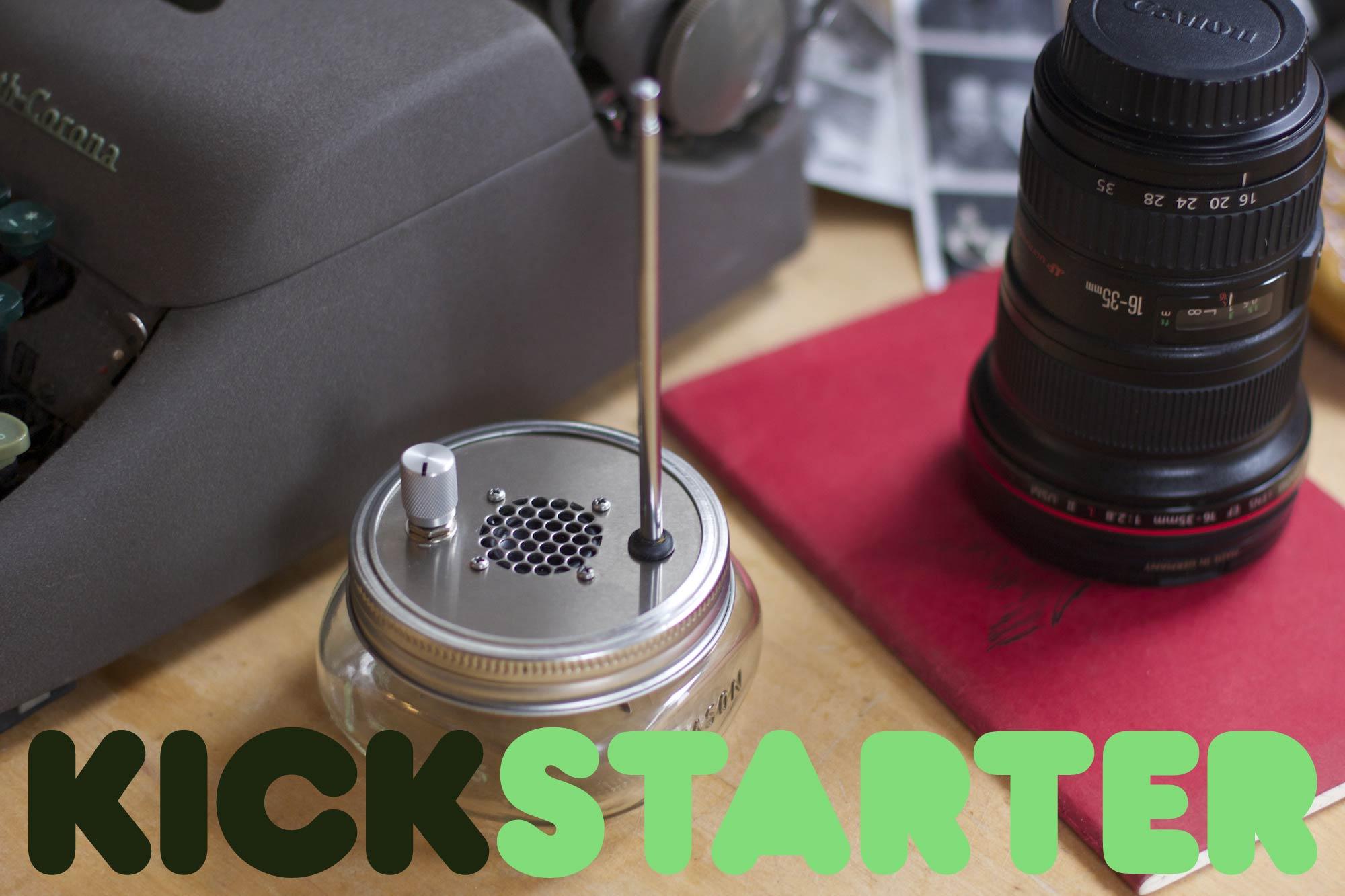 Typewritter and Kickstarter.jpg