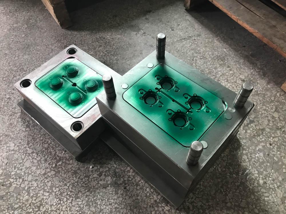 Speaker molds