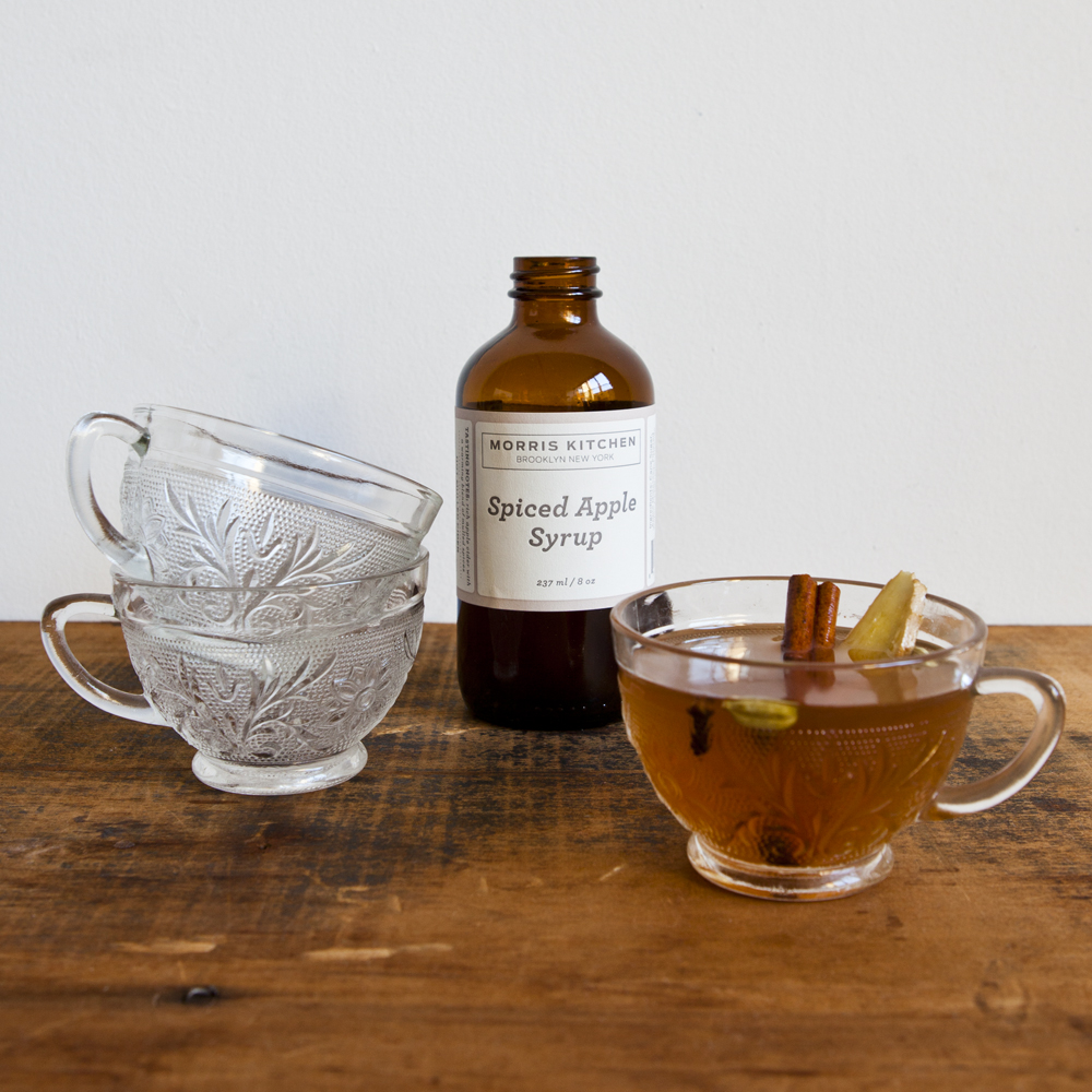 Image from the Morris Kitchen website. Look at it. It looks delicious. Also this photo slays all of my dinky iPhone photos. And I want those cups.