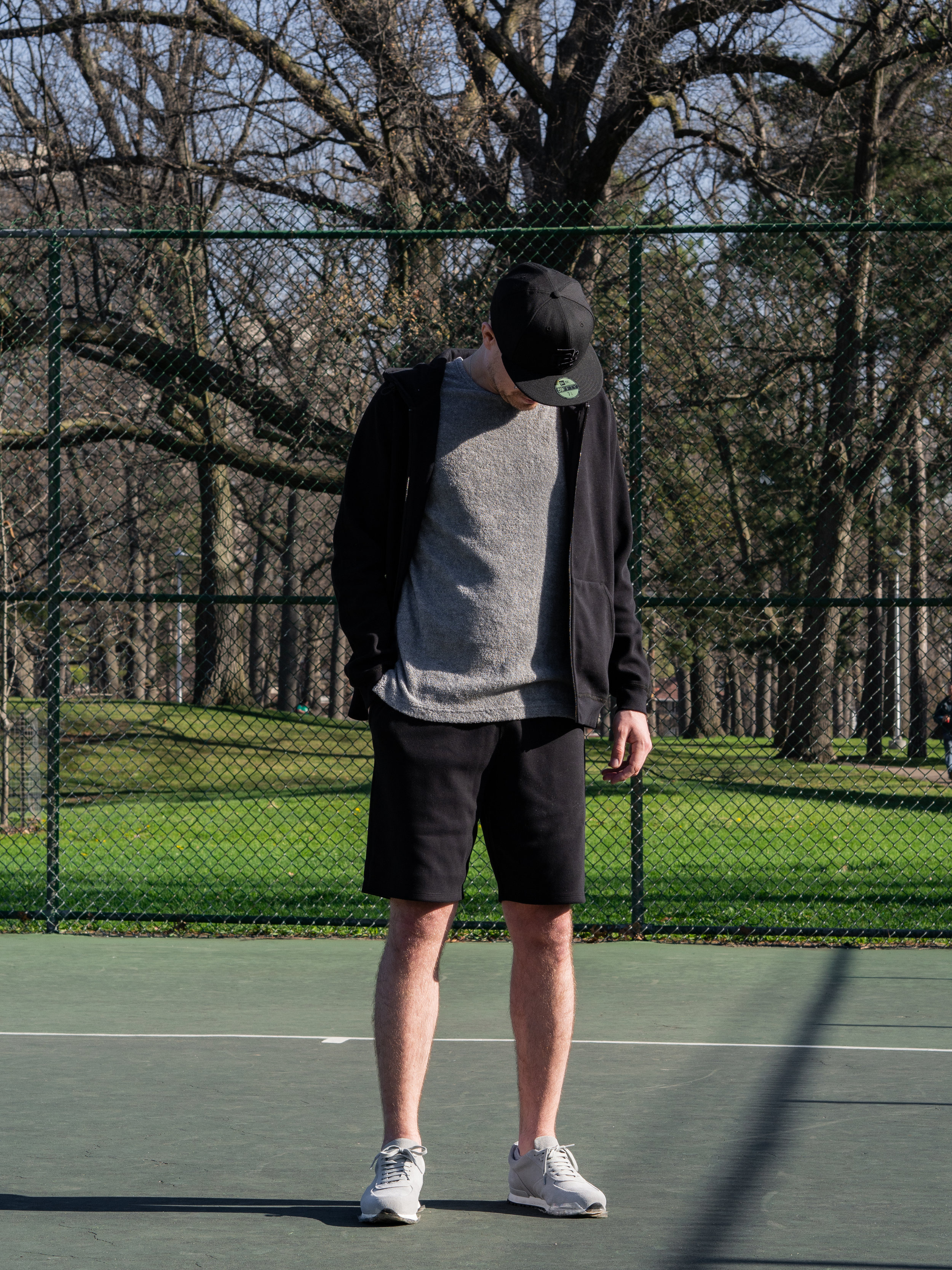 002    Reigning Champ  Hoodie ,  T-Shirt  &  Shorts     Wings + Horns  Trainers