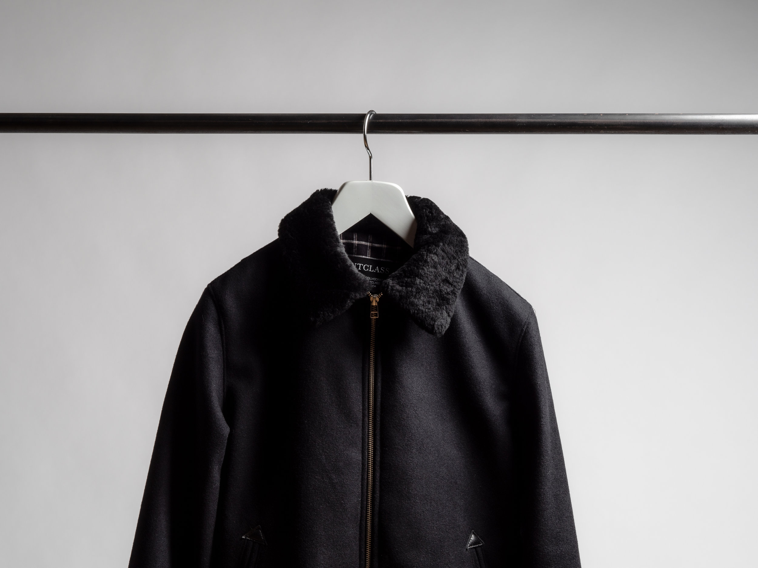 Outclass x GERHARD Collaborative Outerwear    VIEW THIS FEATURE