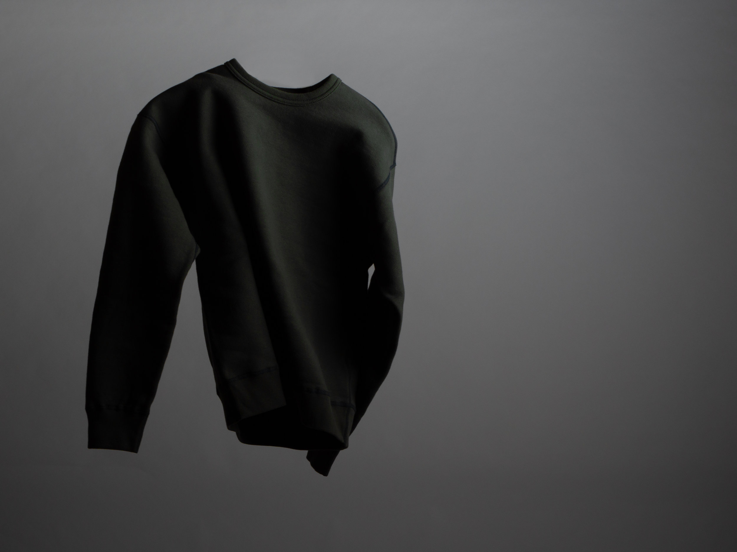 Wings + Horns Relaxed Fleece - These Relaxed Fleece Sweaters feature a comfortable, oversized fit with wide drop shoulders. Made with an extremely warm Japanese fleeced cotton, the sweaters are finished with wings+horns' classic flatlock stitching throughout for the highest level of comfort. The Relaxed Fleece program is made in Canada.