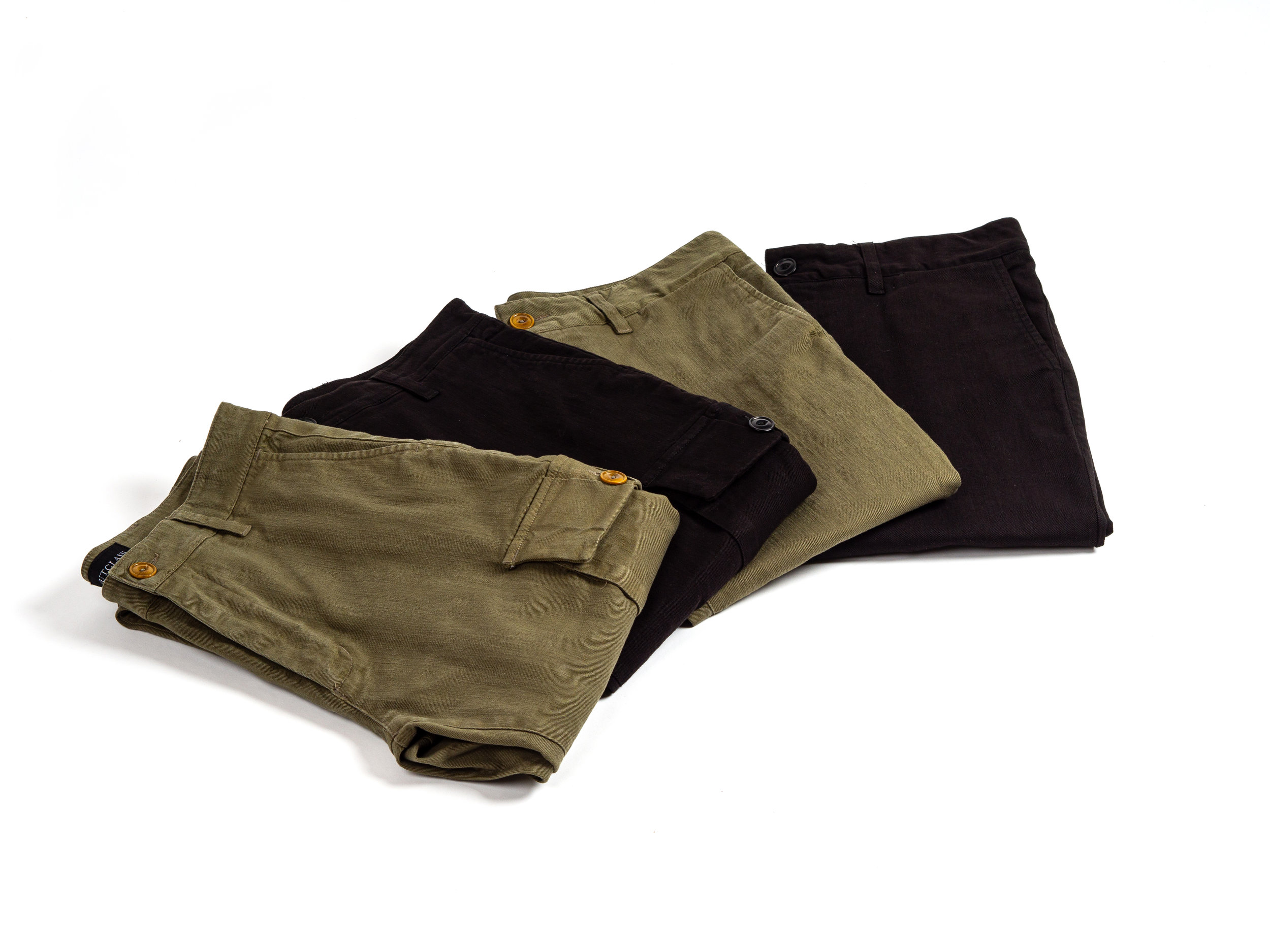 Outclass Garment Dyed Bottoms    VIEW THIS FEATURE