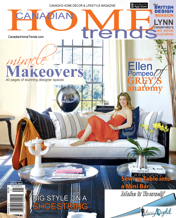 Laura Stein, Canadian Home Trends