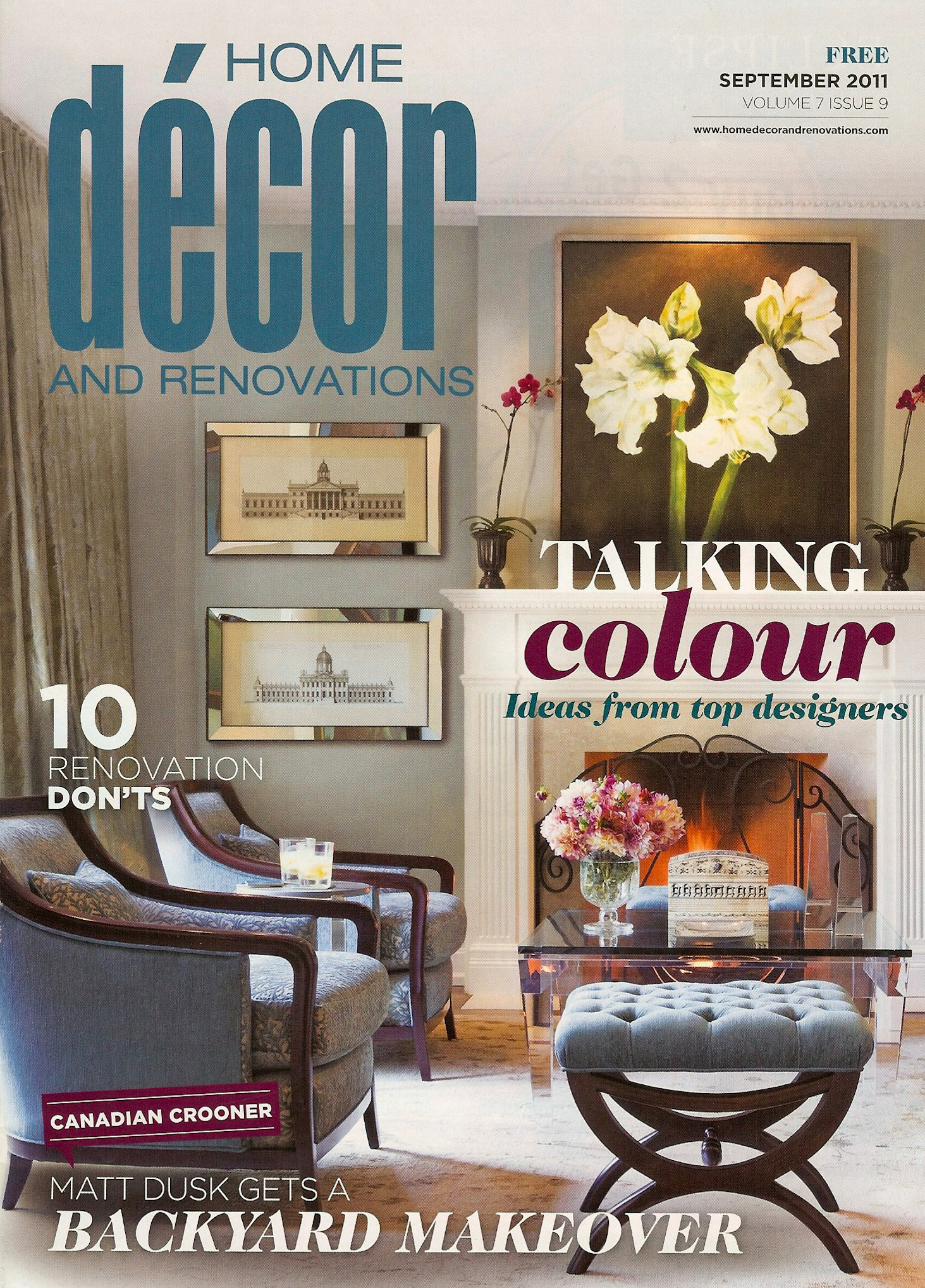 Laura Stein Interiors, Home Decor and Renovations, Colour