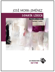 CHROMADUO COLLECTION - SONATA LÍRICA - JOSÉ MORA-JIMÉNEZ