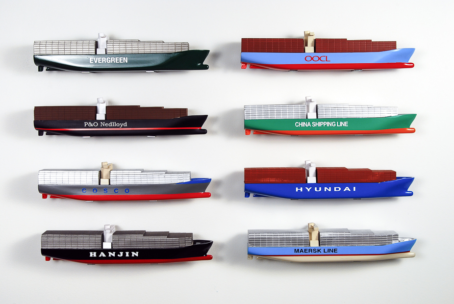 Eight Ships, 2008