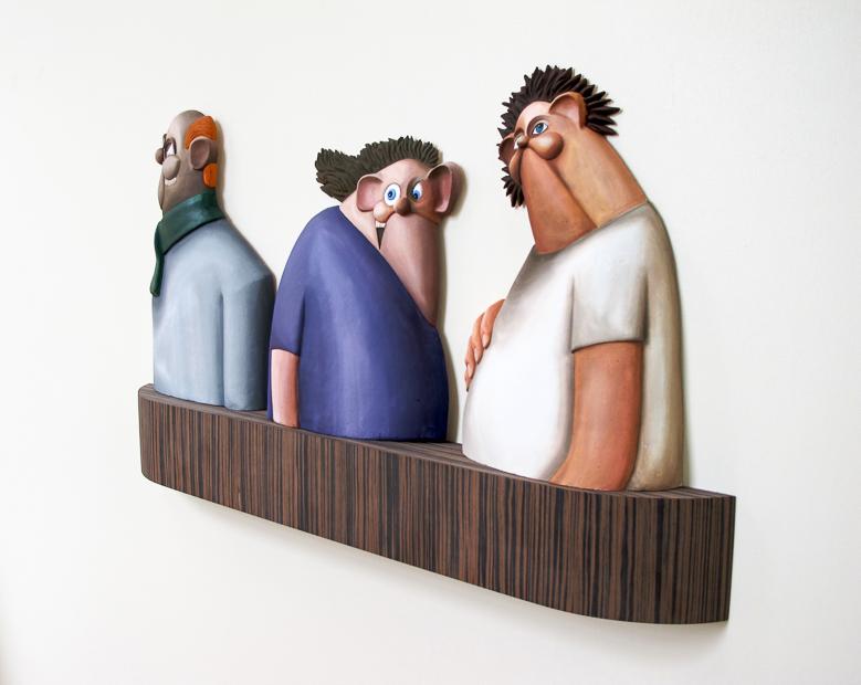 Sleights of Hand, 2010
