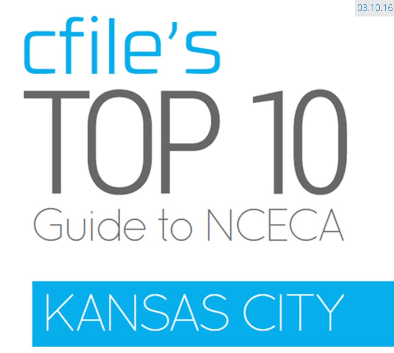 CFile Top 10 NCECA Kansas City