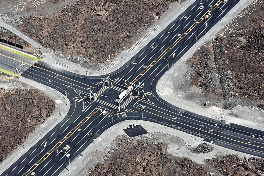 Queen Ka'ahumanu Highway and Waikoloa Road/Waikoloa Beach Drive Intersection Improvements