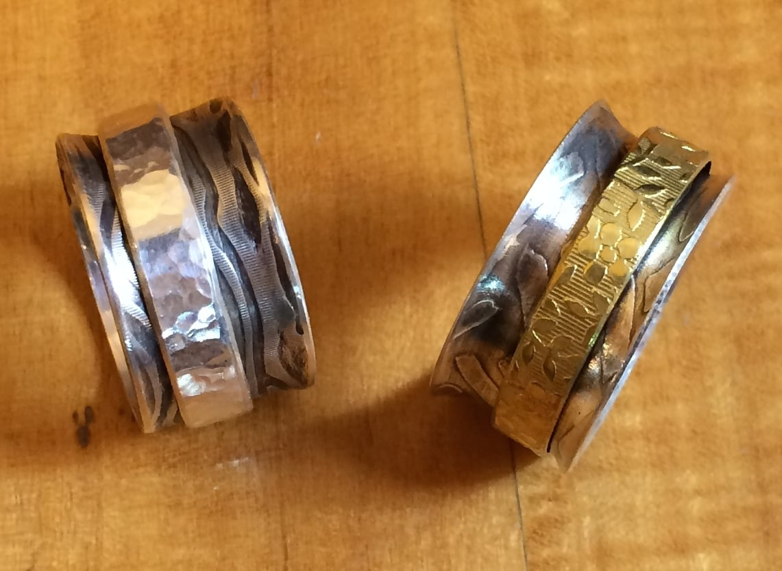 Make Your Own Wedding Rings With Me Molly Sharp Jewelry