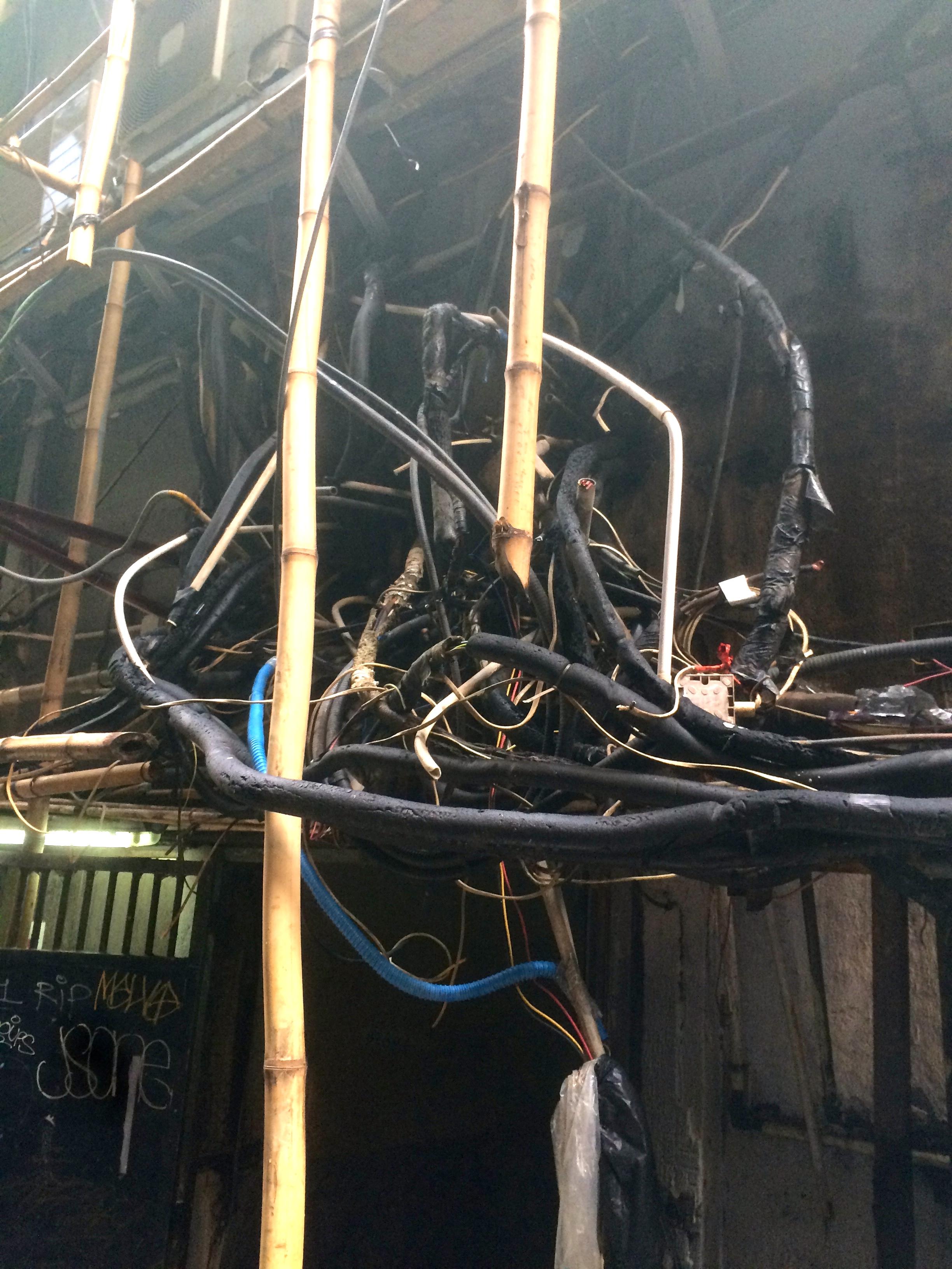 um, anyone know a good electrician?!?!