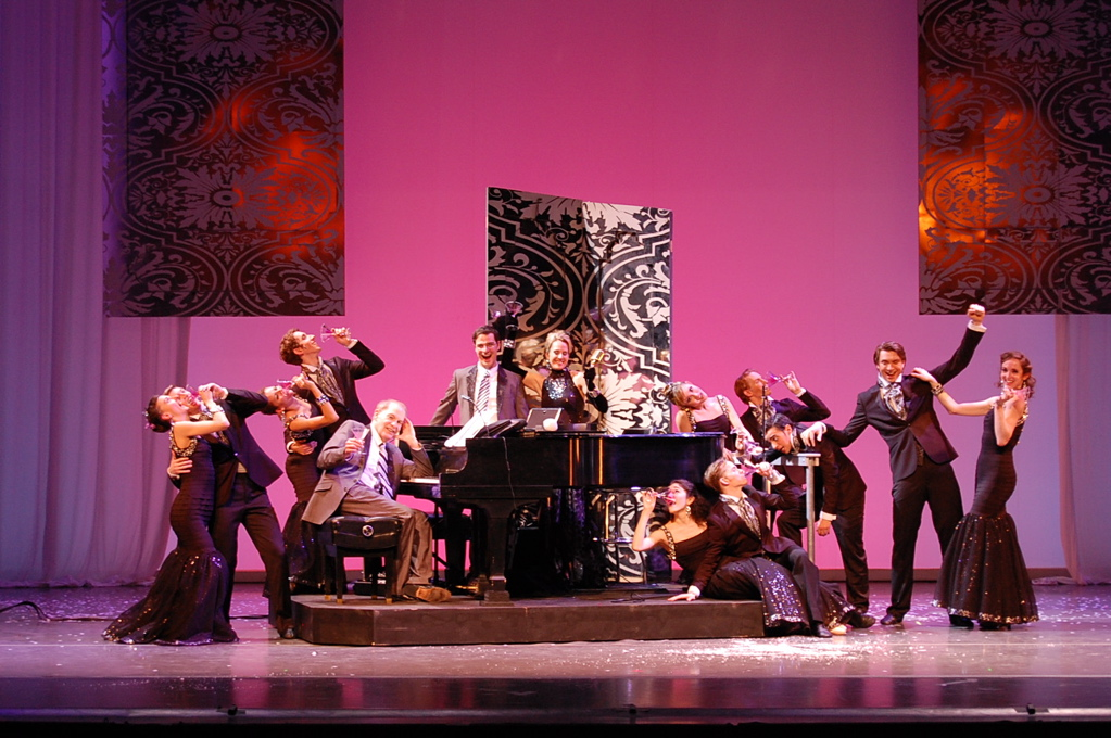 Oregon Ballet Theatre: A Holiday Review 2011