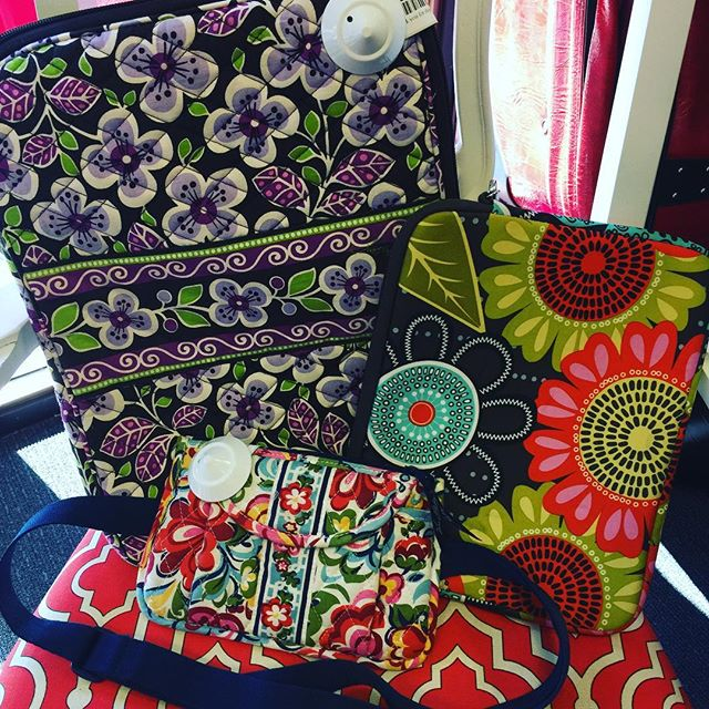 Perfect for summer...#verabradley #rococo #rococoresale #uptownpensacola