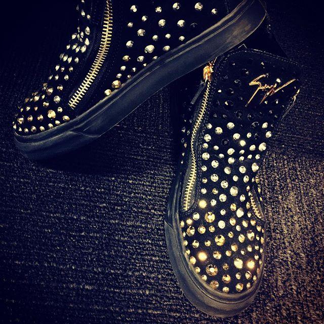 Giuseppe Zanotti Sneakers #rococo #rococoresale #designershoes