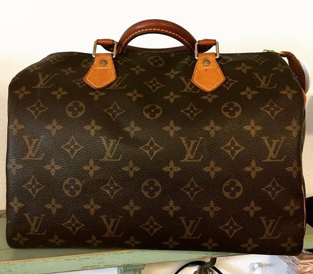 Louis Vuitton Speedy 30 #rococo #rococoresale #LV #louisvuitton #speedy30