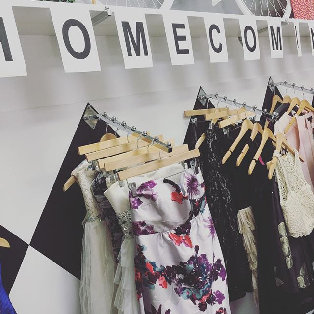 Homecoming 2017 #rococoresale #gowns #homecoming