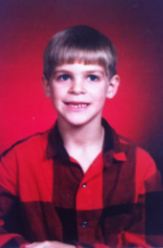 Young JayP at age seven.