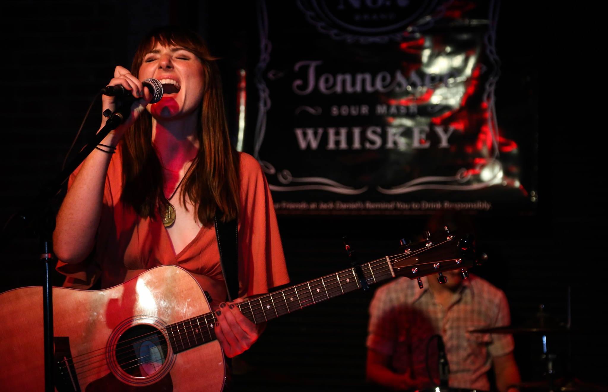 Florence Hartigan of Big Bar performs at ABTG V | Photo by Eugene Lee