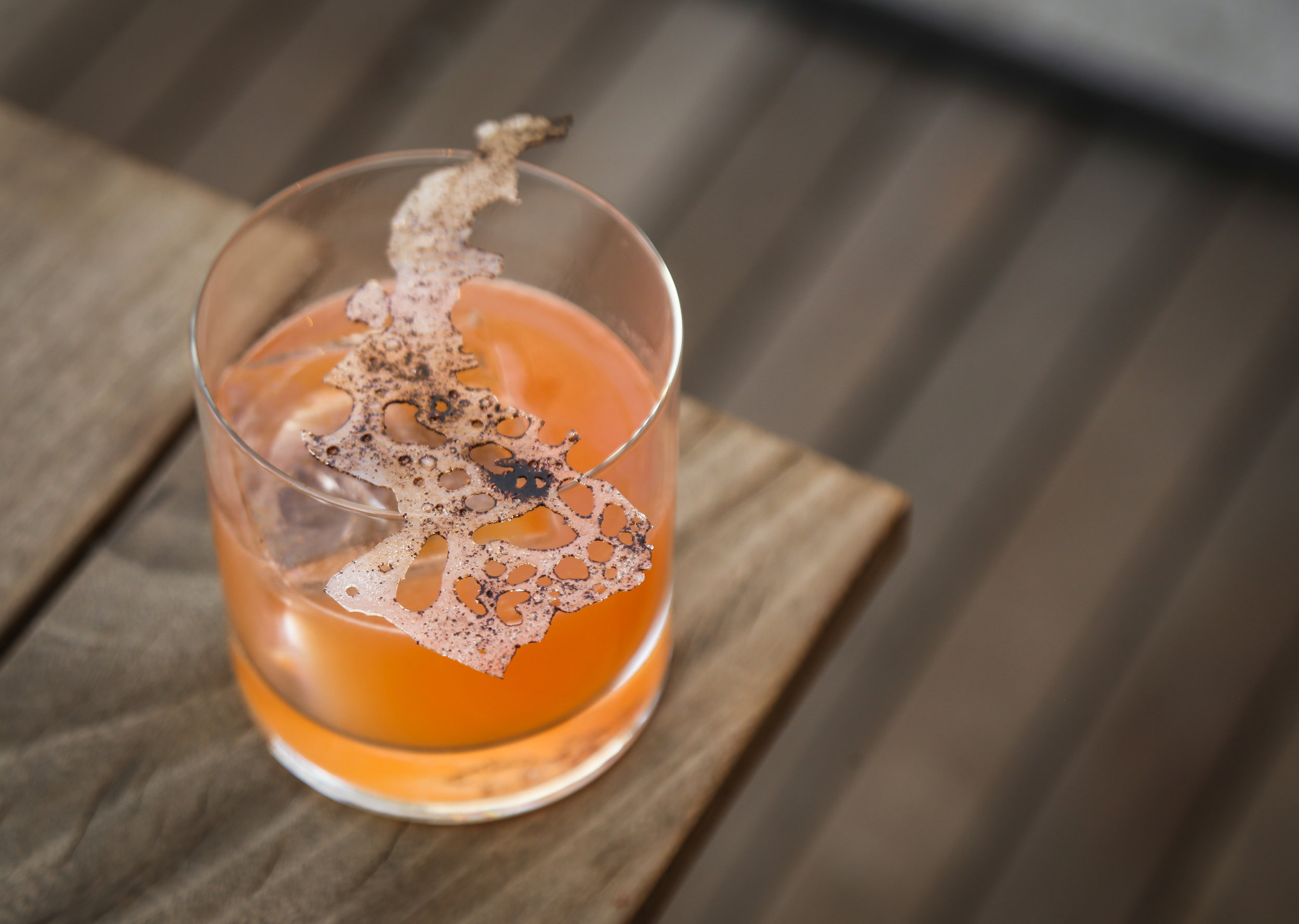 Armonía cocktail by Chris Amirault | Photo by Eugene Lee