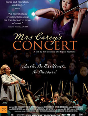Mrs Carey's Concert by Anna Goldsworthy