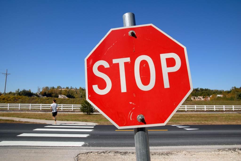 Stop sign - linder6580 (2011, sxc.hu)