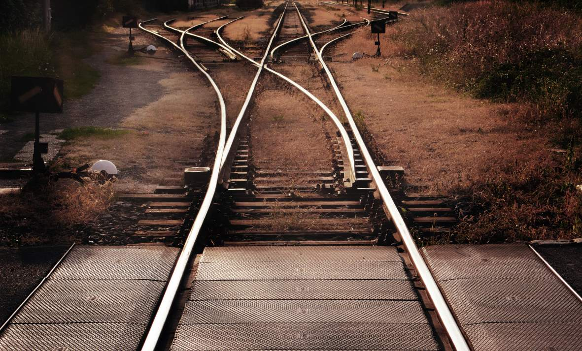 Railroad tracks - Ydiot (2008, sxc.hu)