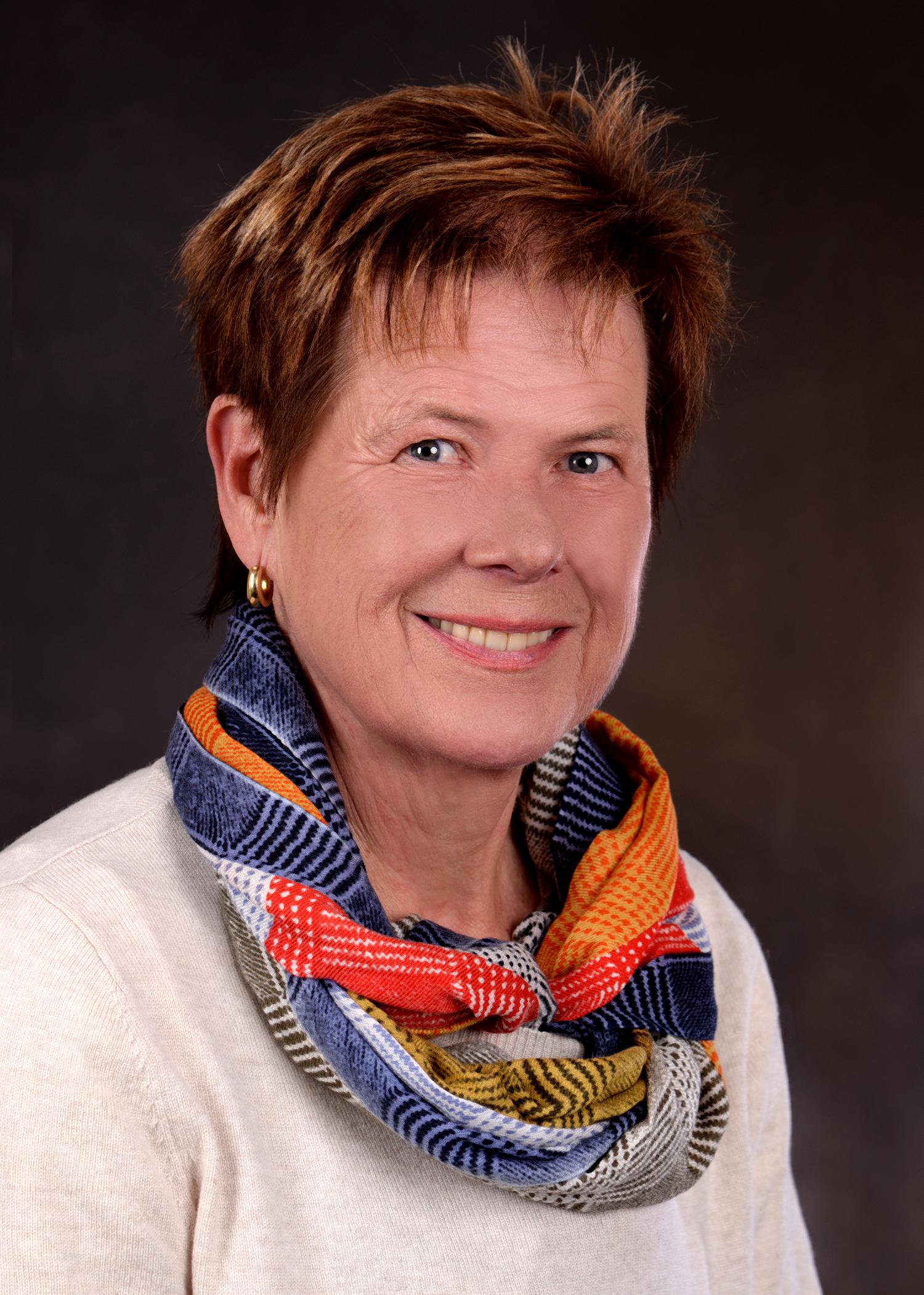 Margot Zumsteeg-Wurzer
