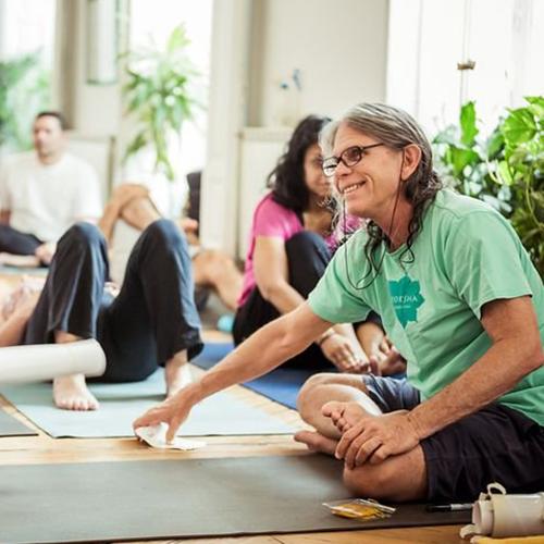 My Search For Yoga David Williams Emmaus Yoga