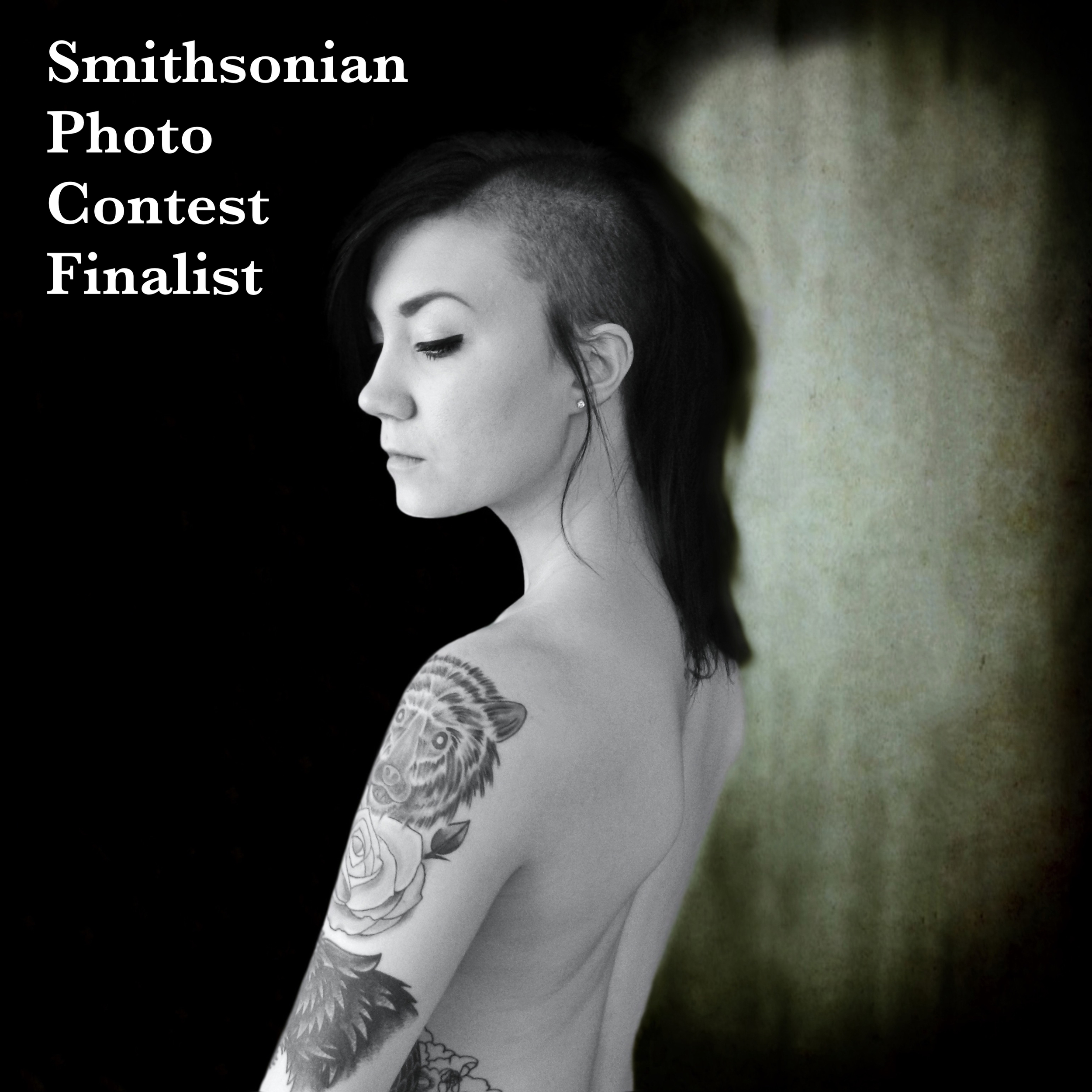 "My Photo ""Tasha"" was selected as one of 60 finalists out of over 50,000 in the 11th annual Smithsonian photo contest. I didn't win but am honored to have been selected out of so many entries. Use this link to see all the finalists and winners."