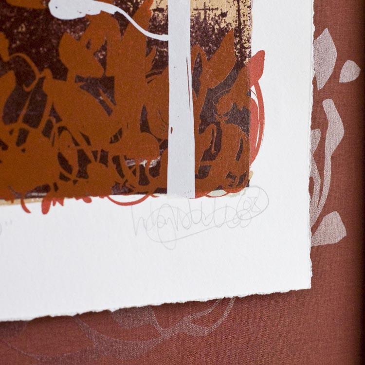 custom mat design by Metro Frame Works