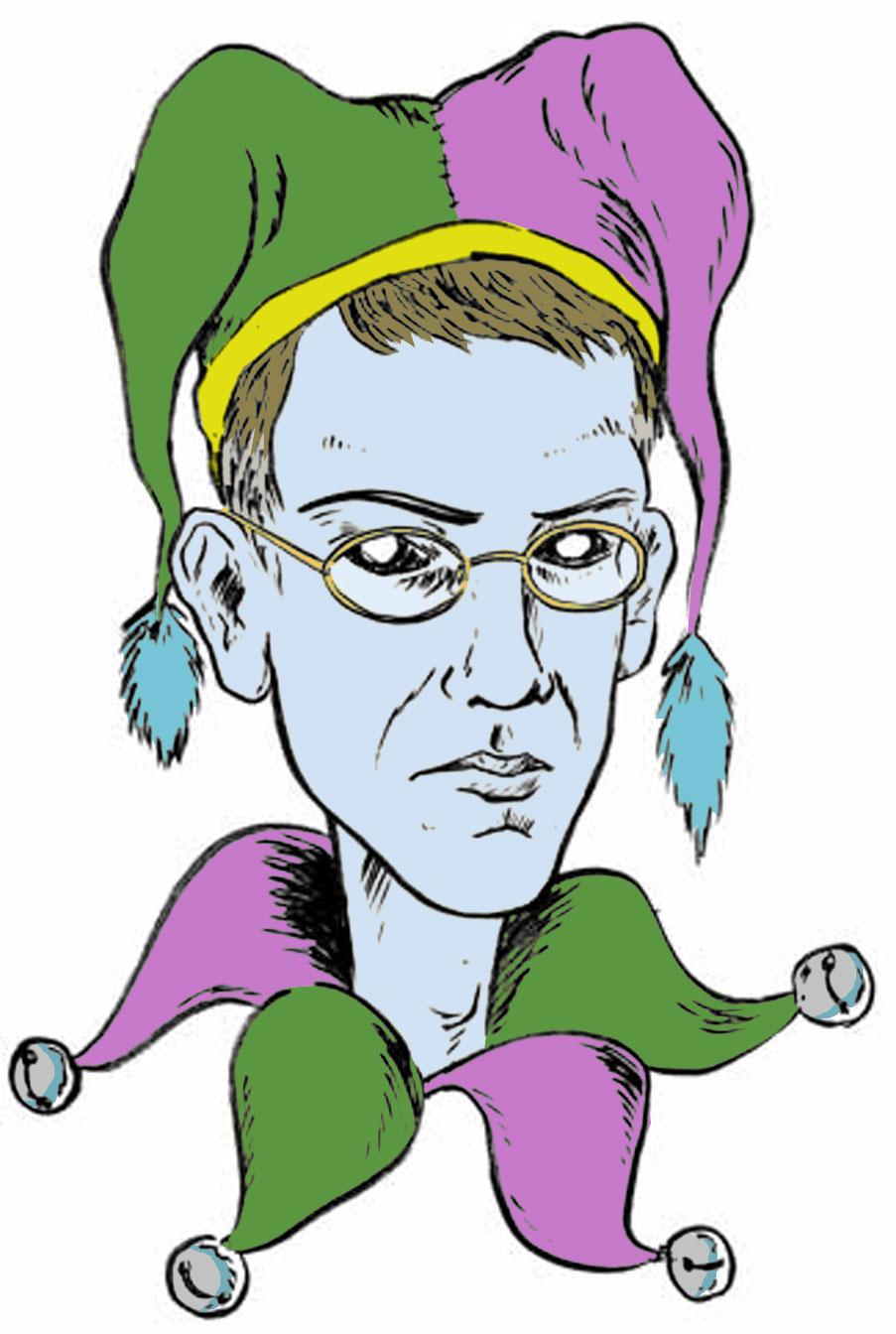 pseudo-portrait of Mike