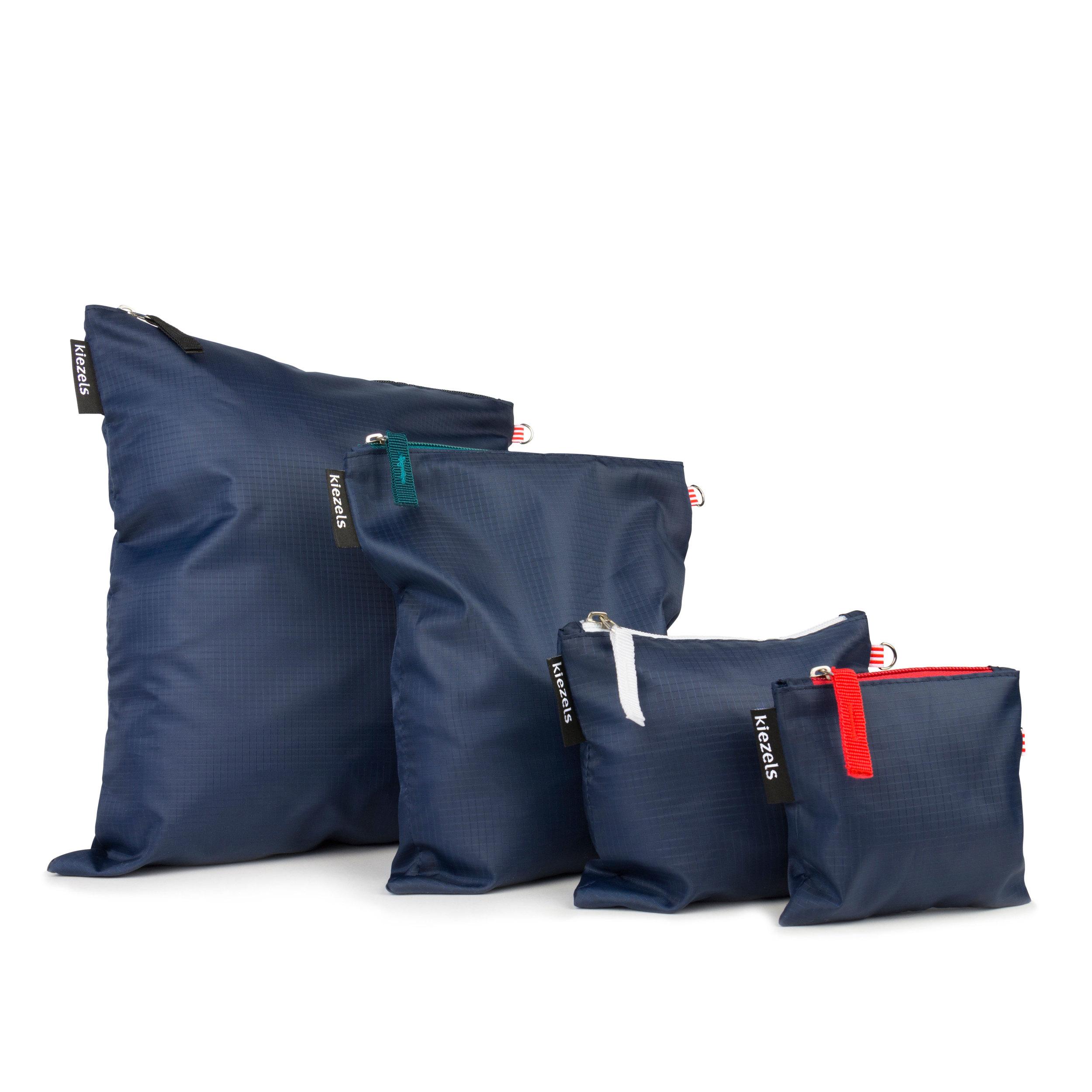 No. 204 Travel organiser bags - midnight blue € 18,50