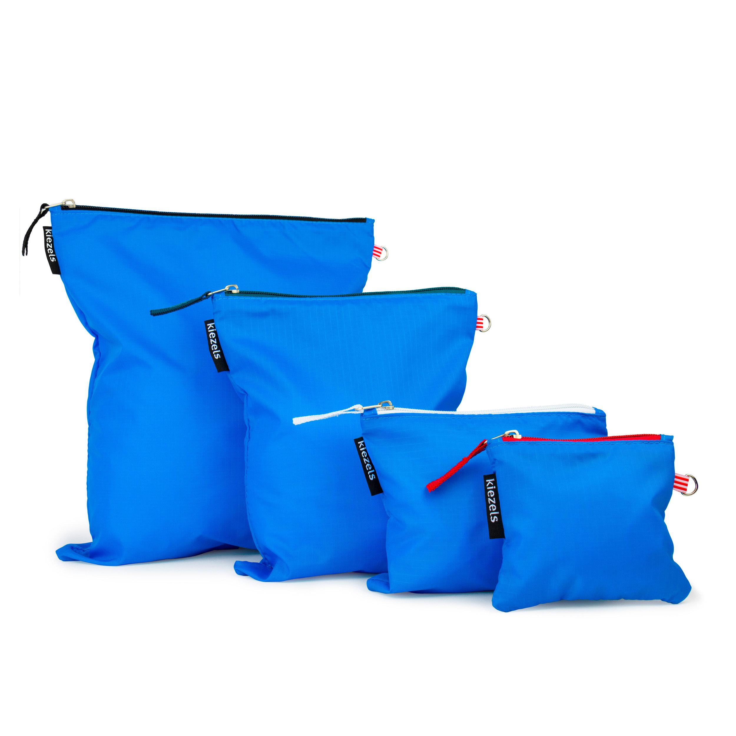 No. 219 Travel organiser bags - sky blue € 18,50