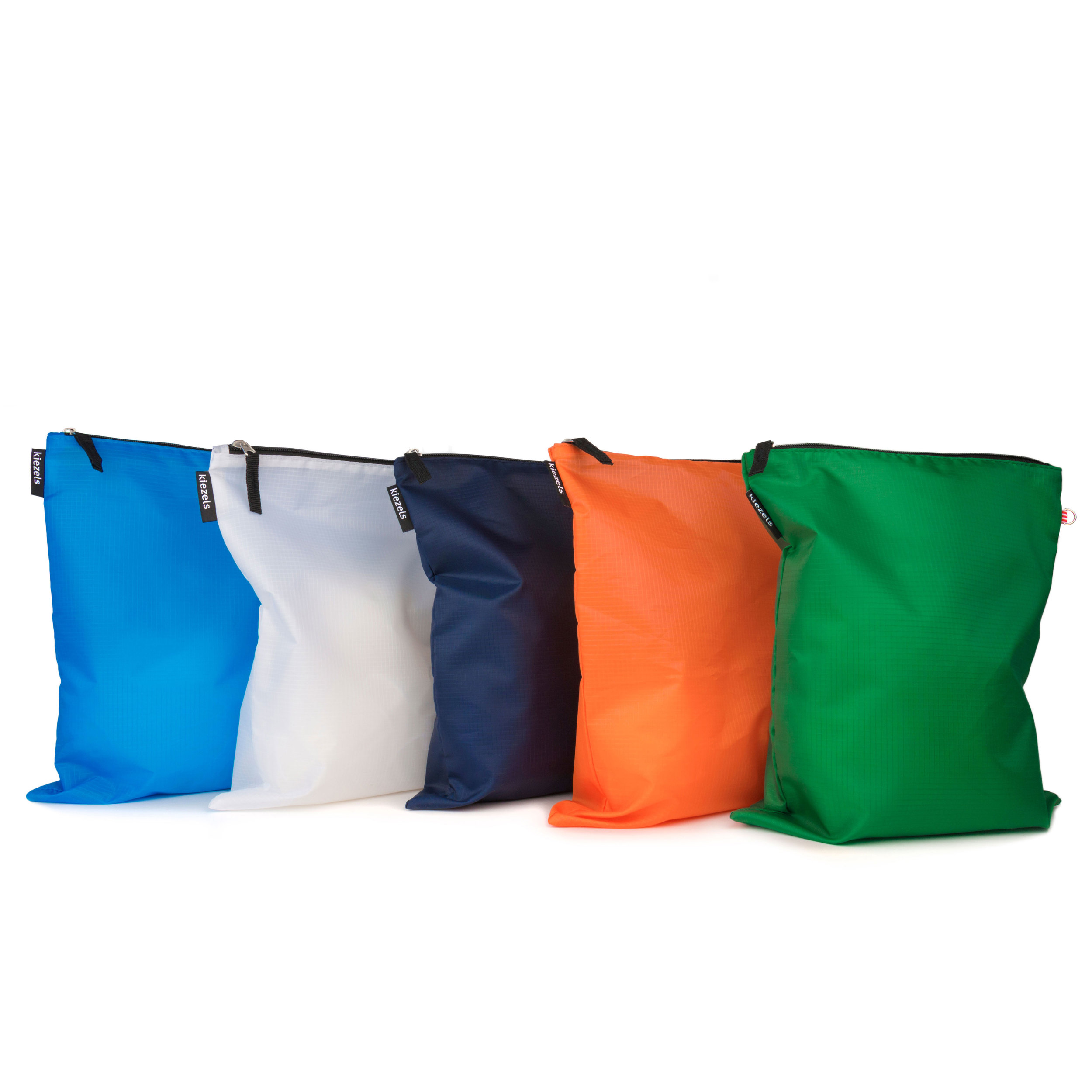 No. 215 Travel organiser bags - colours - 5xL € 22,50