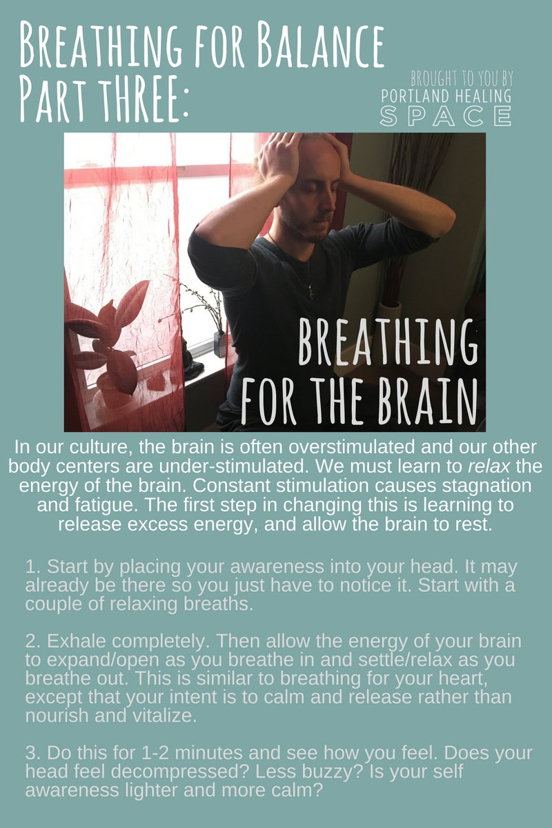 Learn to relax your brain