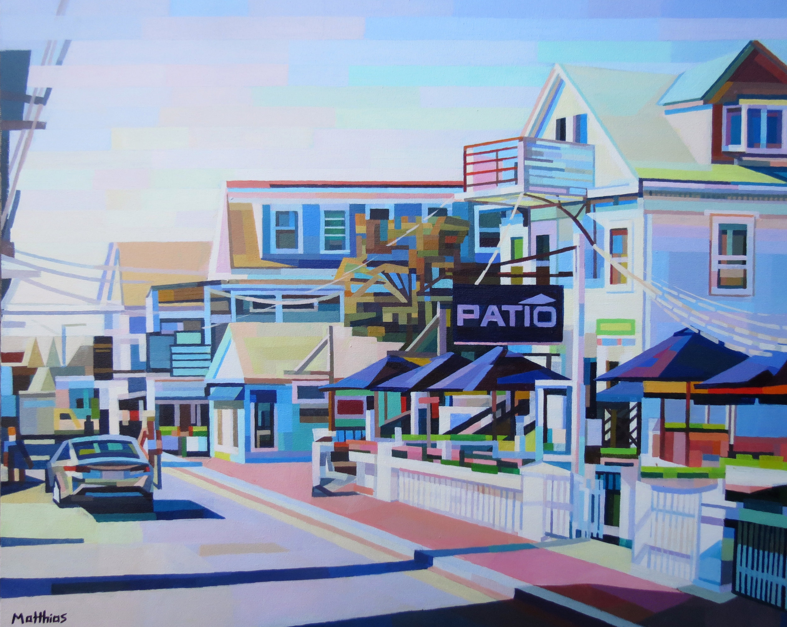 Commercial St. 30x24 sold