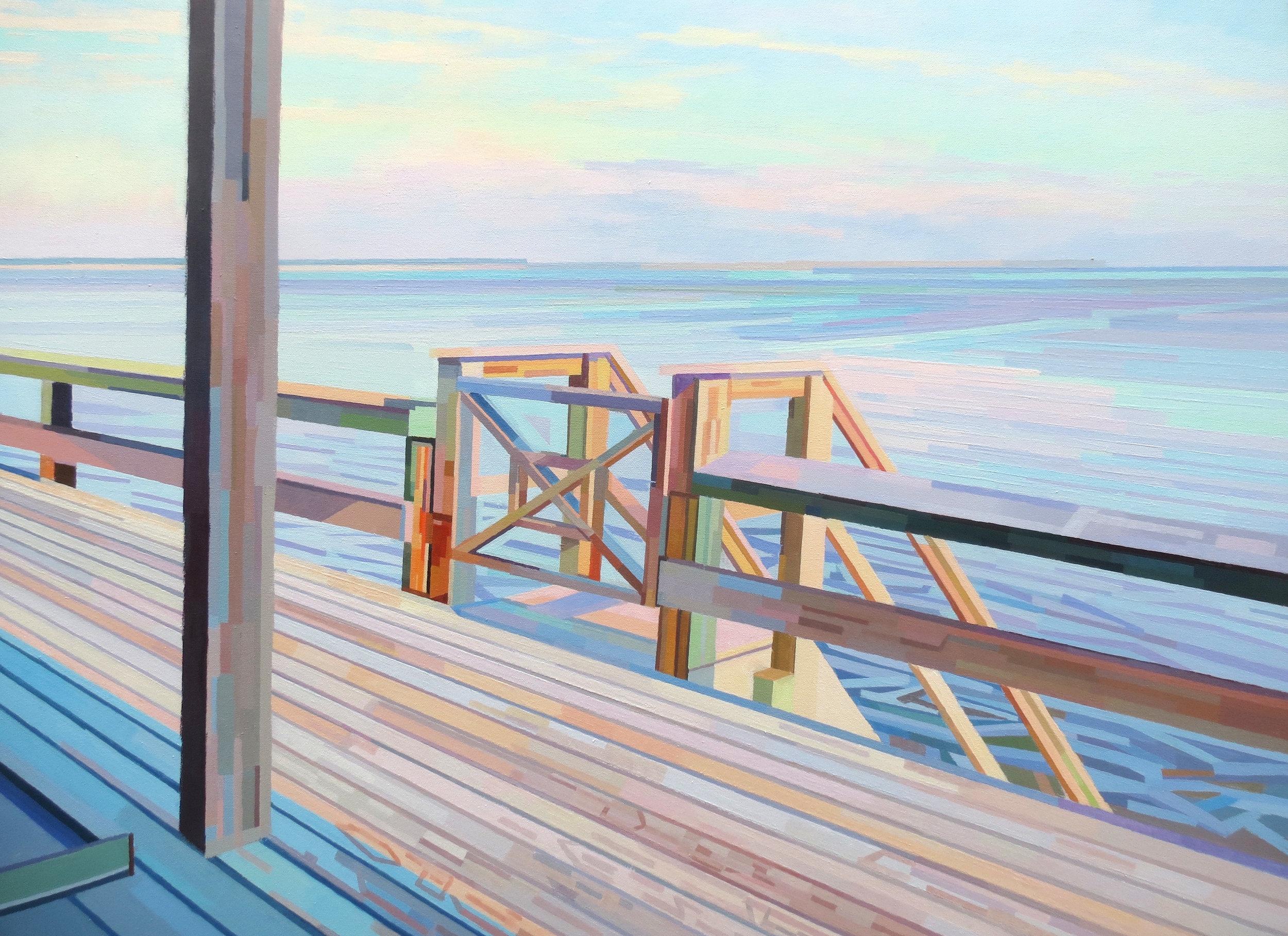 Bayside Deck 48w36h