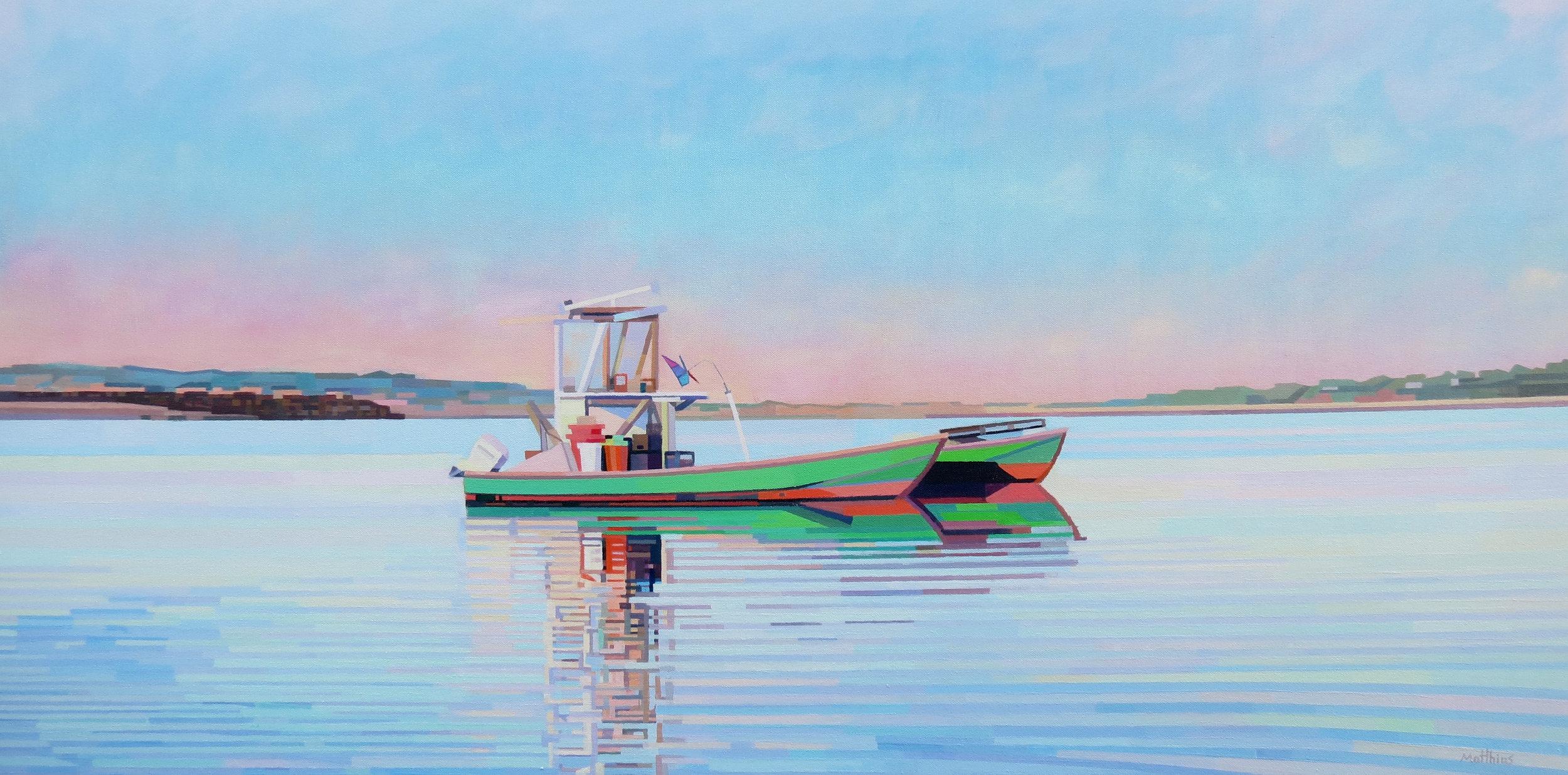 Shellfish Catormoran 48w24h sold