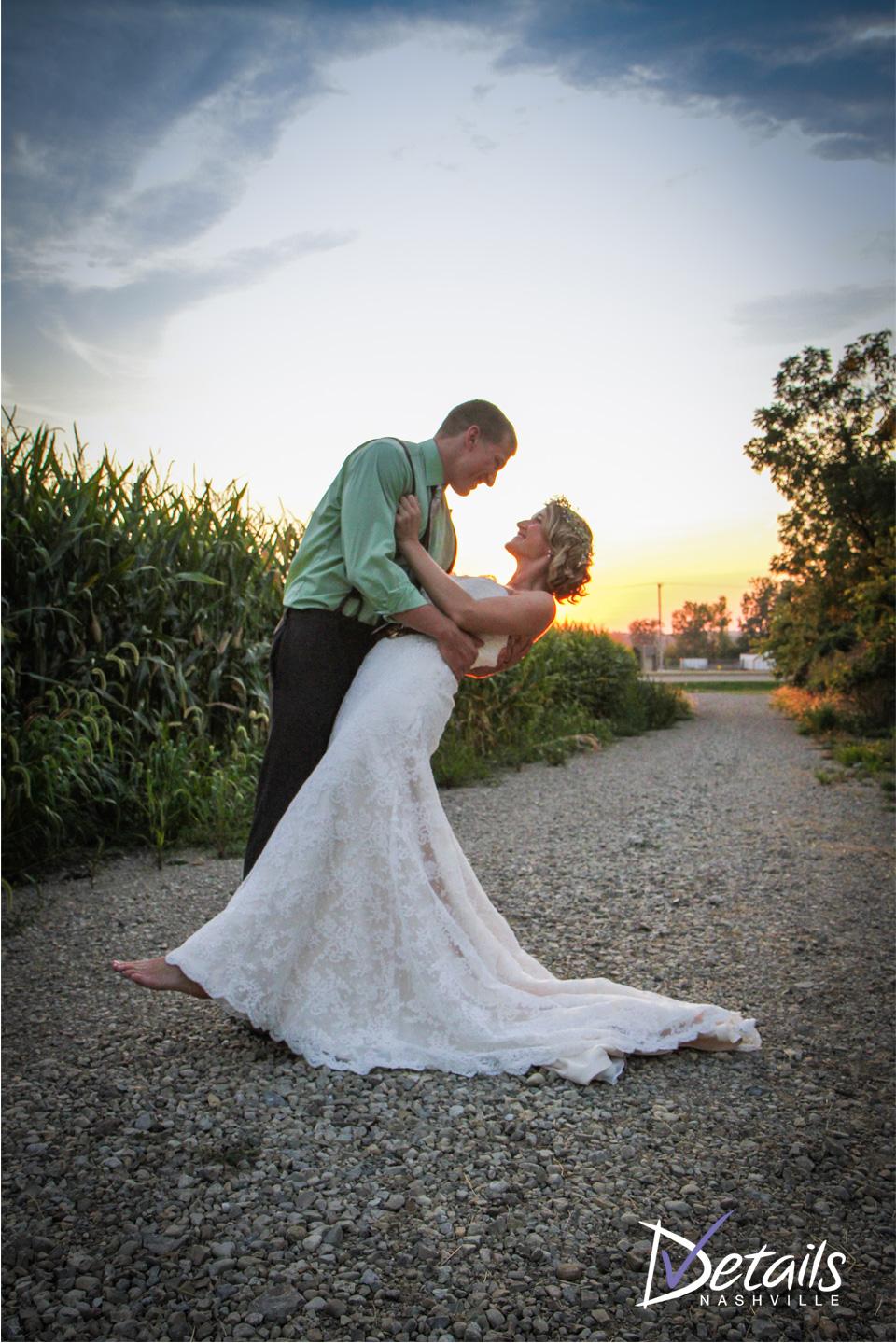Widman Wedding - Details Nashville