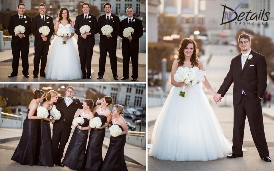 Jared and Lyndsey Welch Wedding