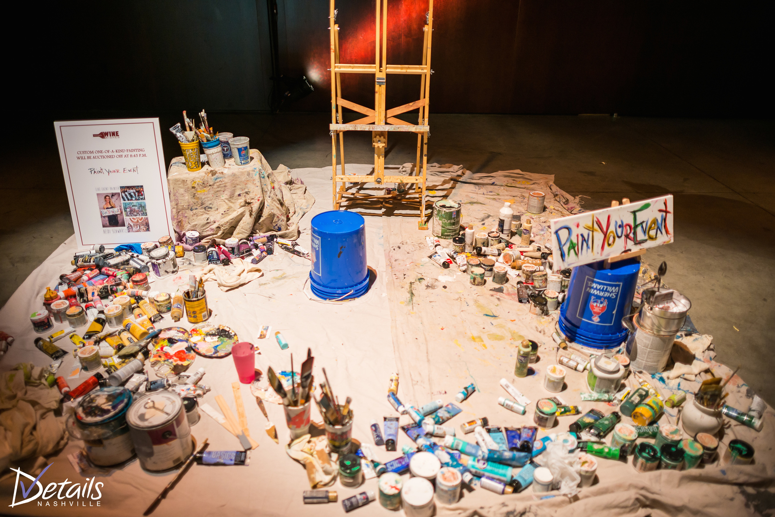 Paint Your Event