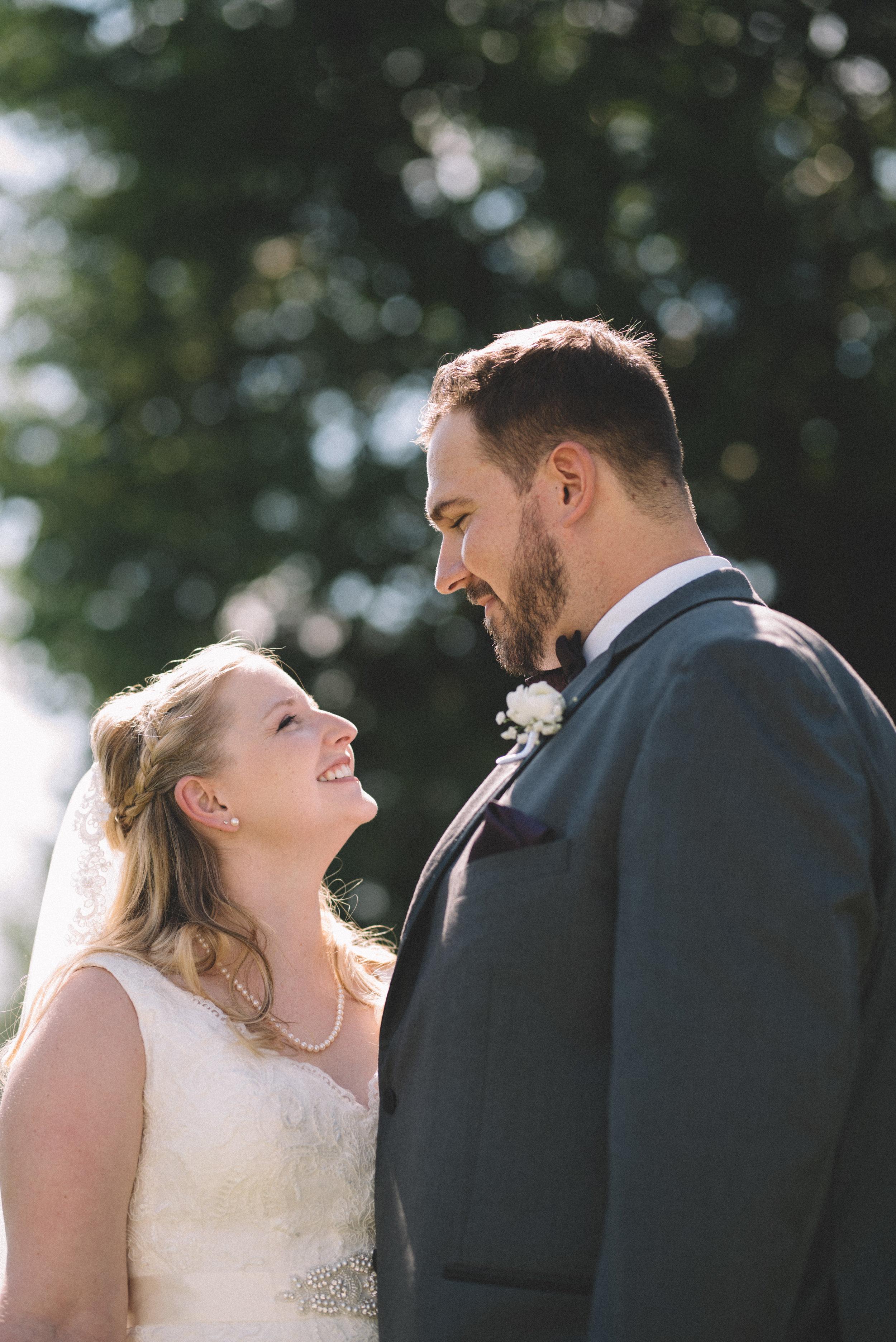 Heather + Thomas - Nashville Wedding