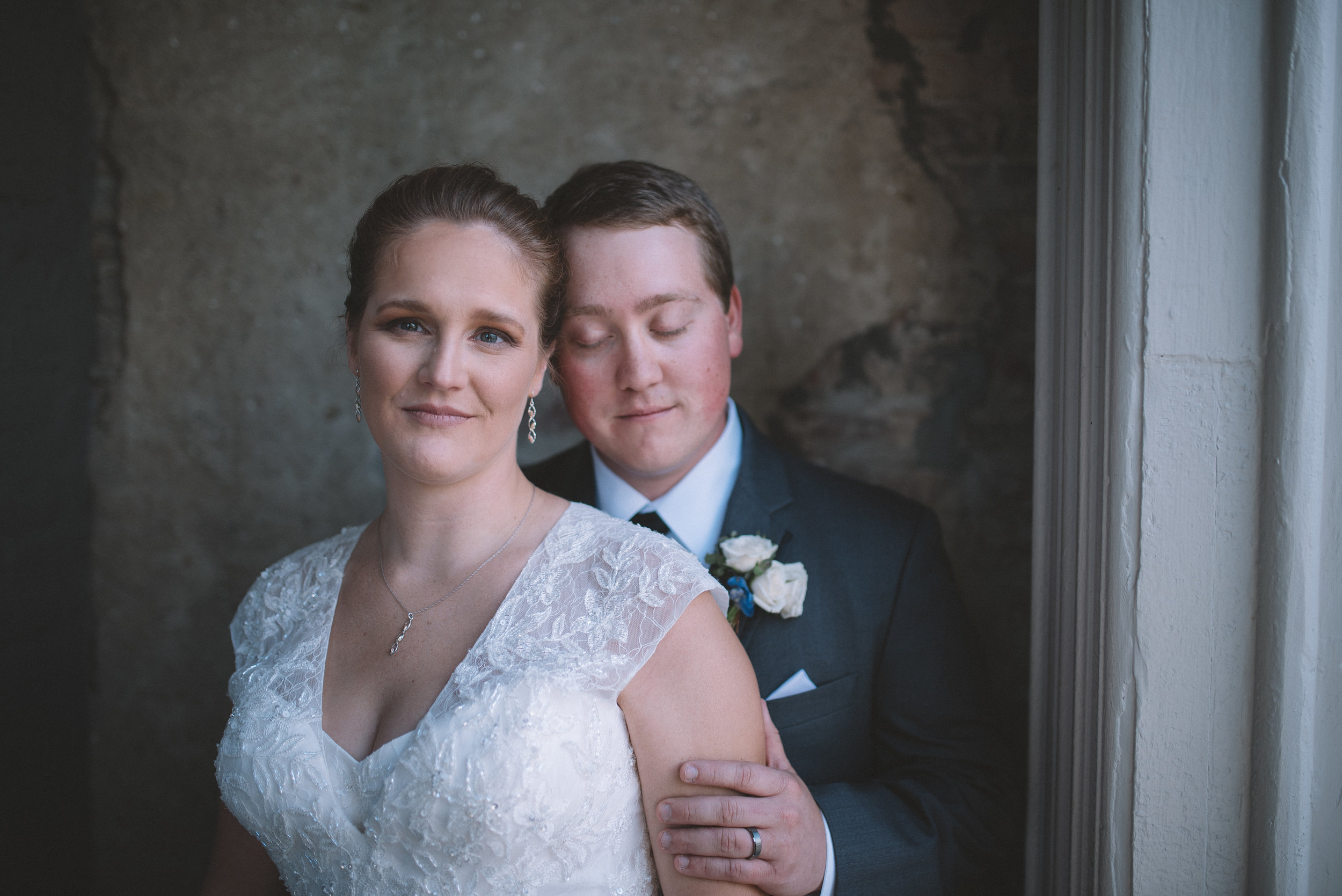 Sydney + Matt Nashville Wedding Photography