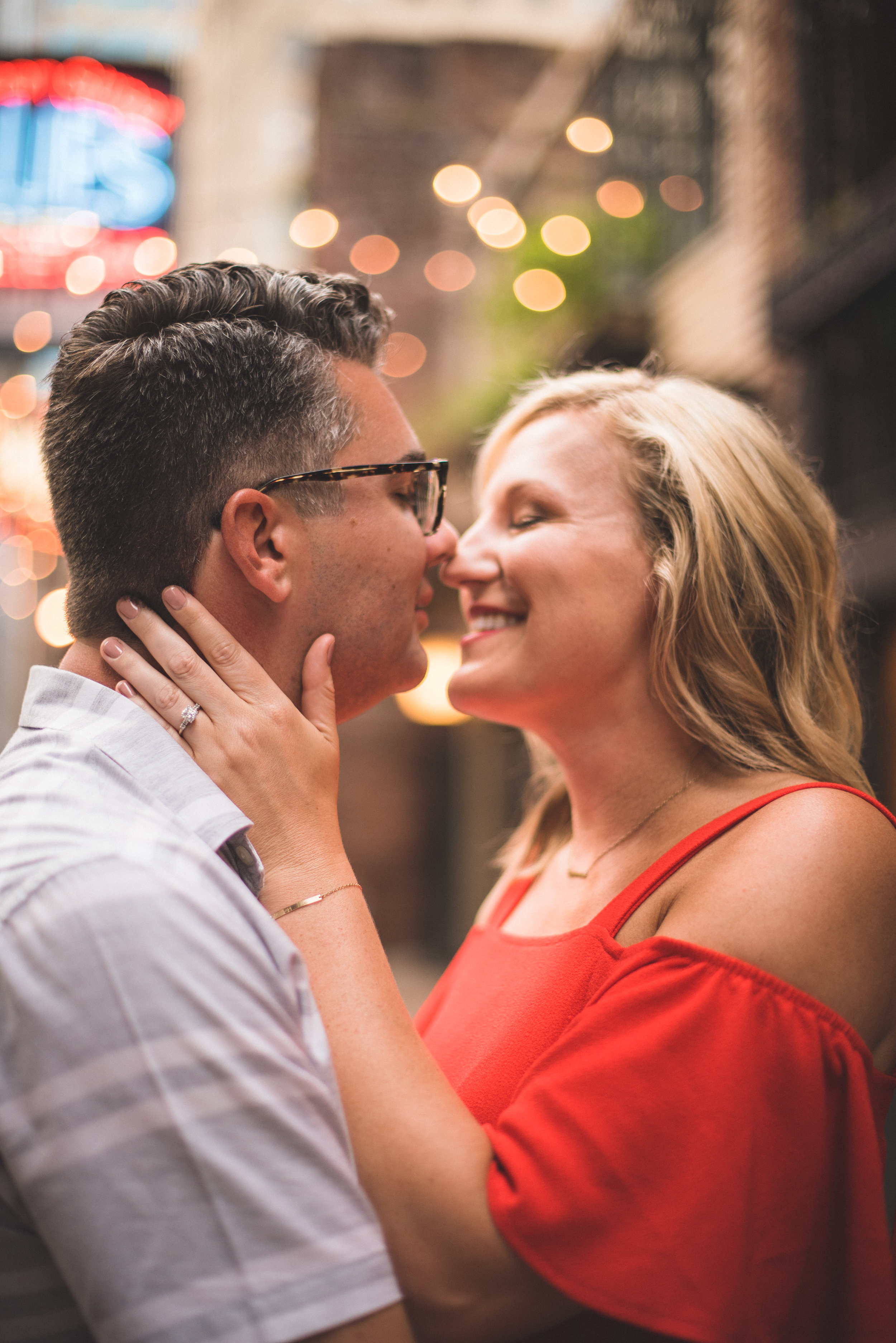 Jessica+Jeremy - Engagement - Nashville