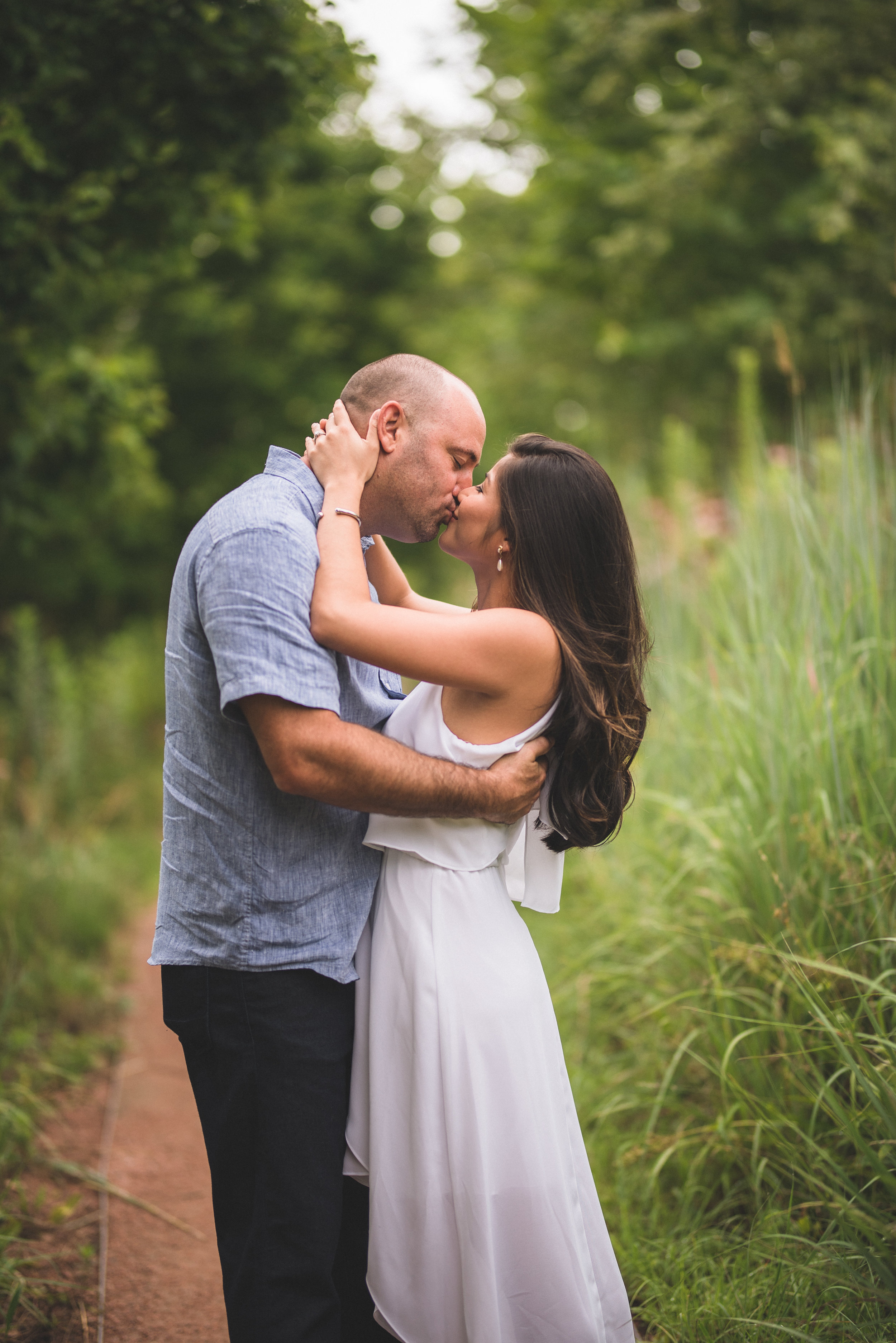 Liza+Phil - Engagement - Nashville