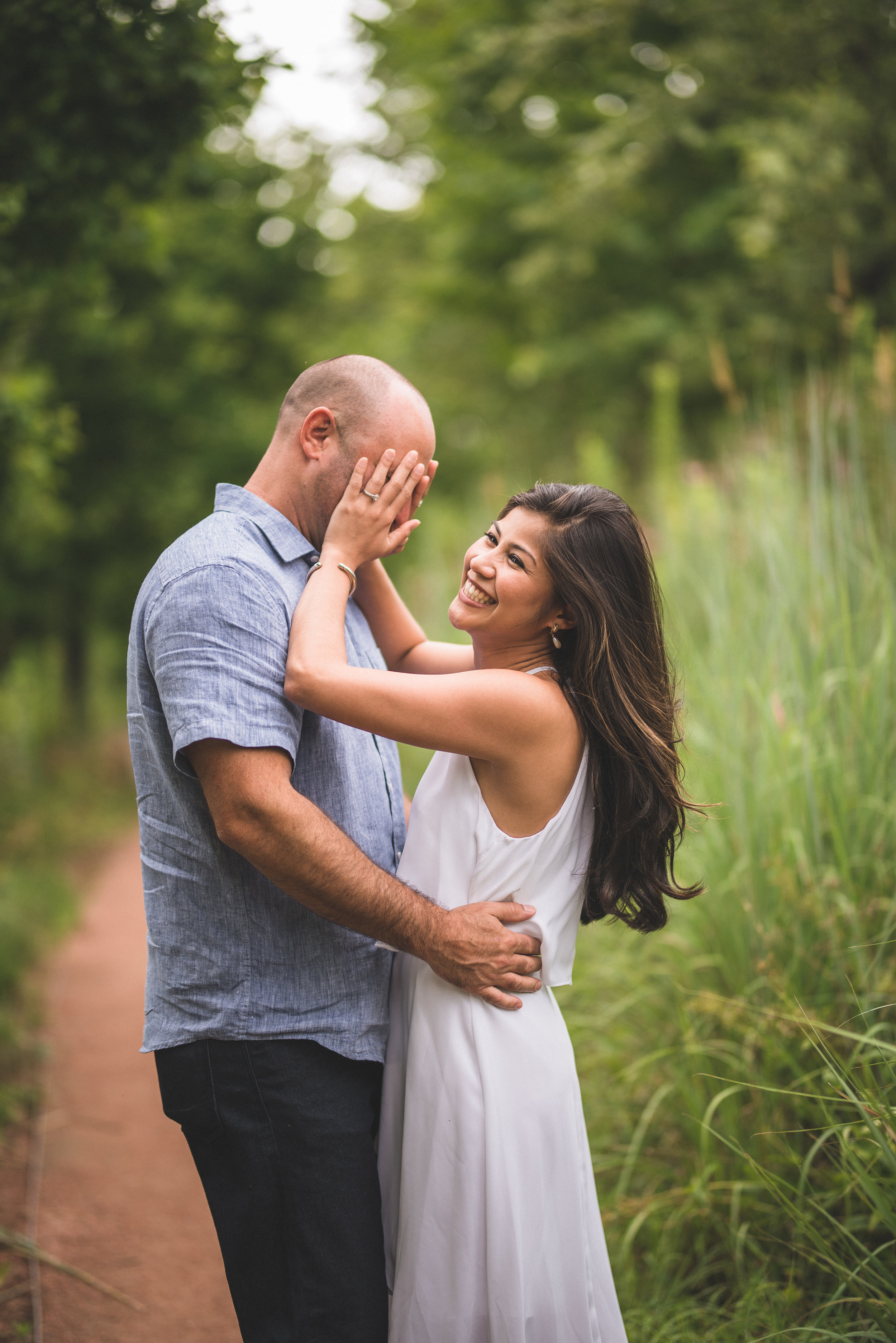 Liza+Phil - Engagement - Nashville