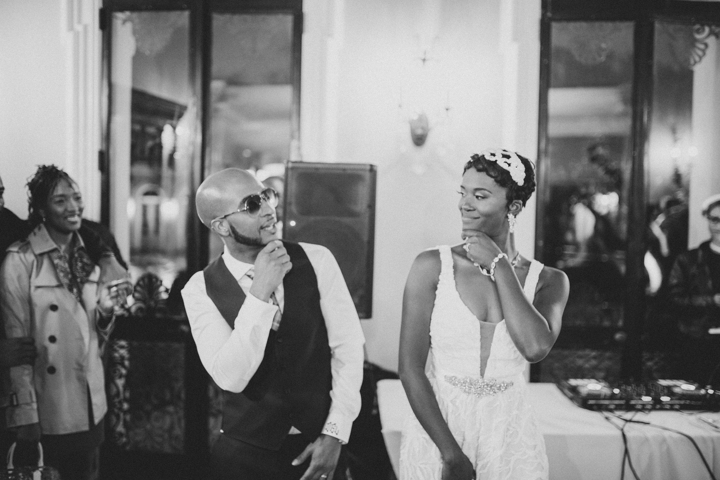 Terra + Dominic Wedding - Details Nashville