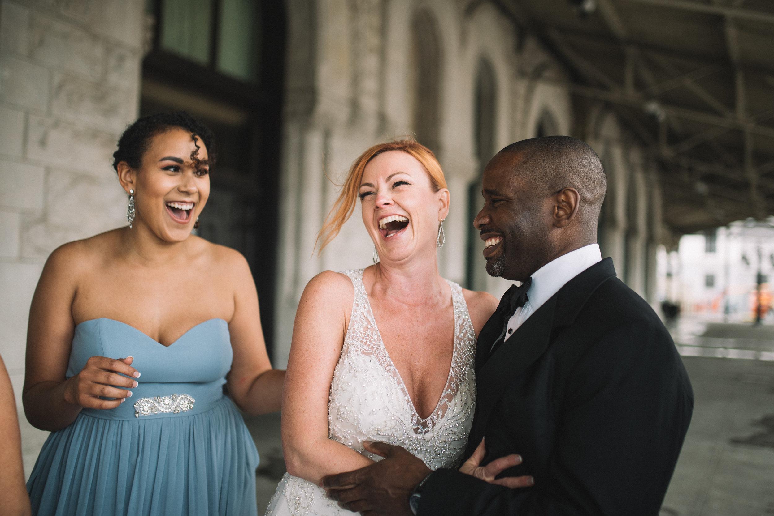 Tricia + Mark Nashville Wedding Photography
